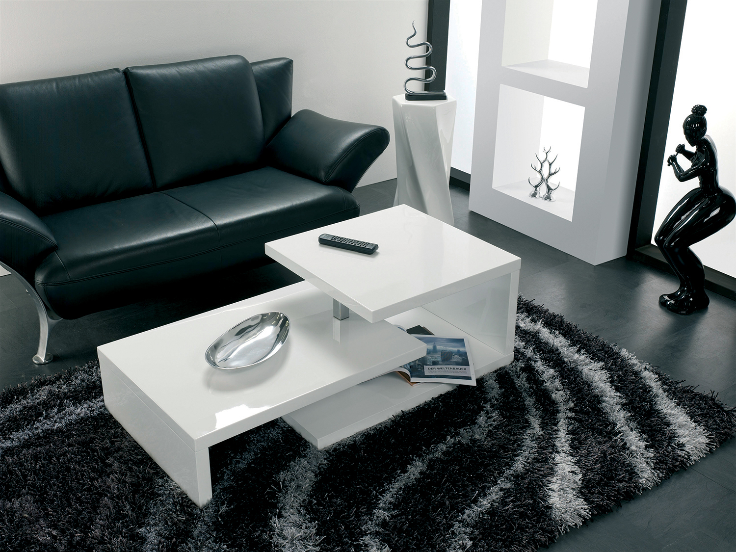 Bien choisir une table basse pour son salon - Table basse de salon ...