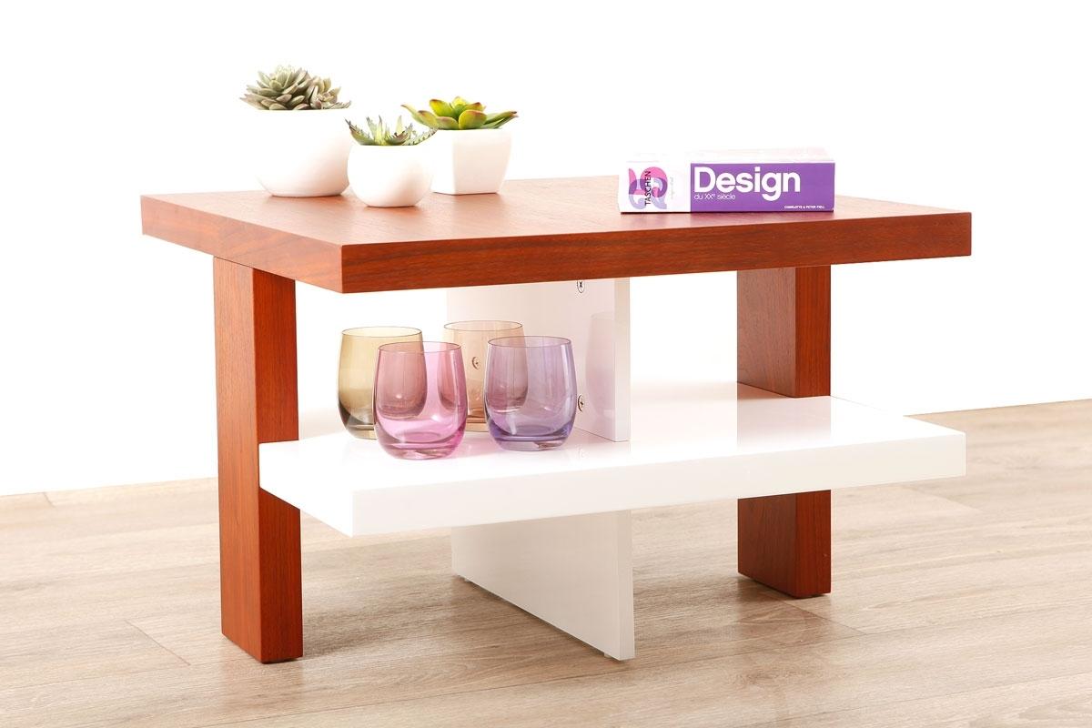 Une table basse pour mon salon fengshui - Decorer une table basse ...
