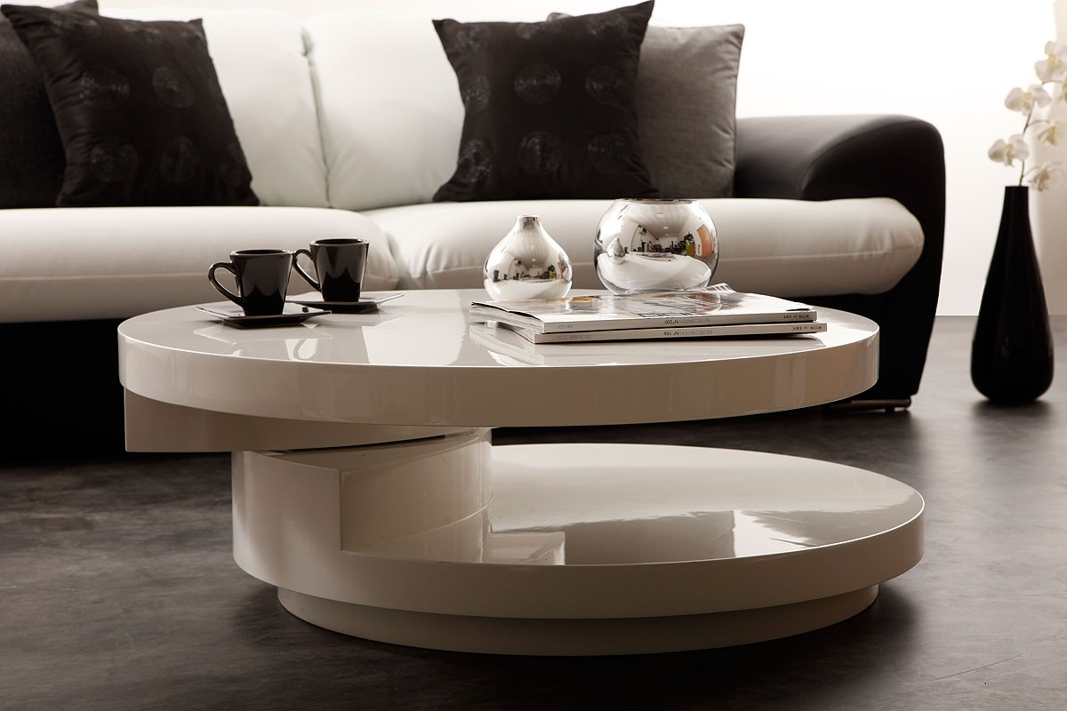 Trouver une table basse originale - Table basse de salon ...