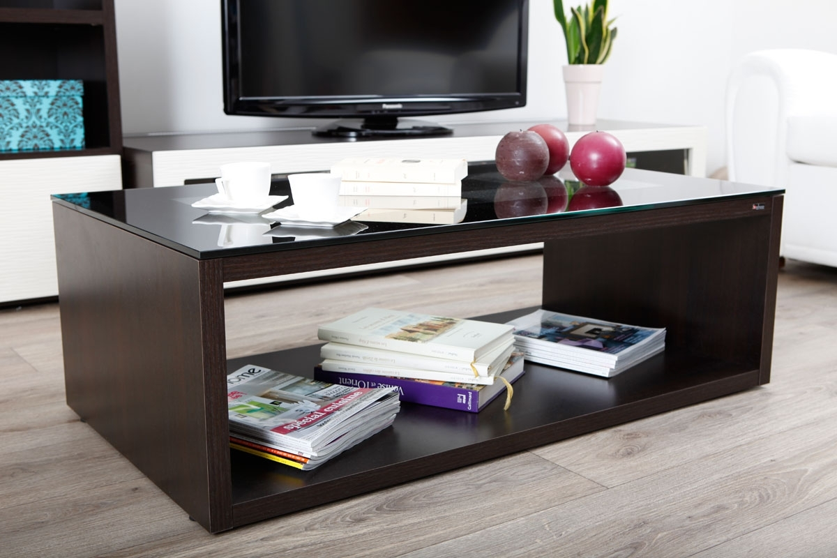 Pourquoi choisir une table basse contemporaine - Table basse contemporaine design ...