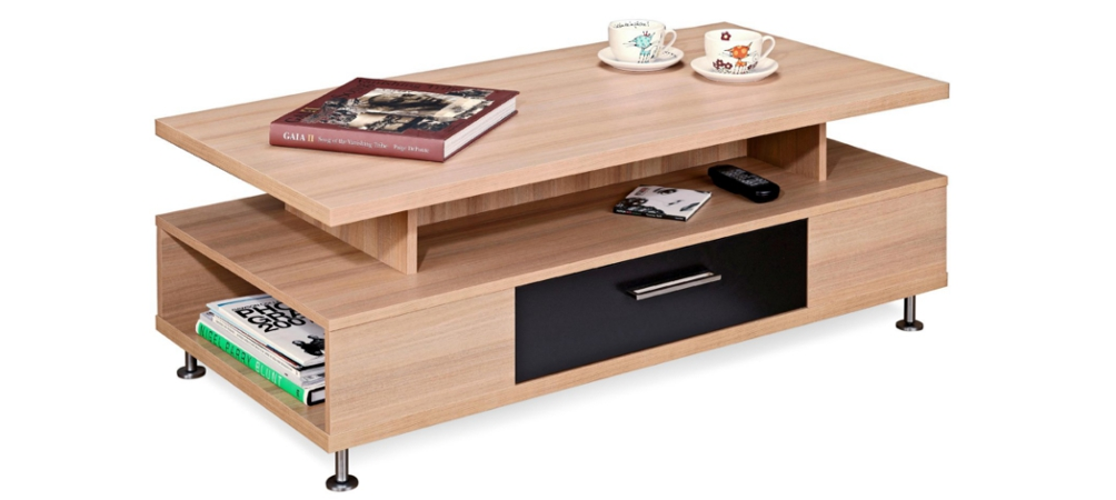 Table basse Nexera en bois