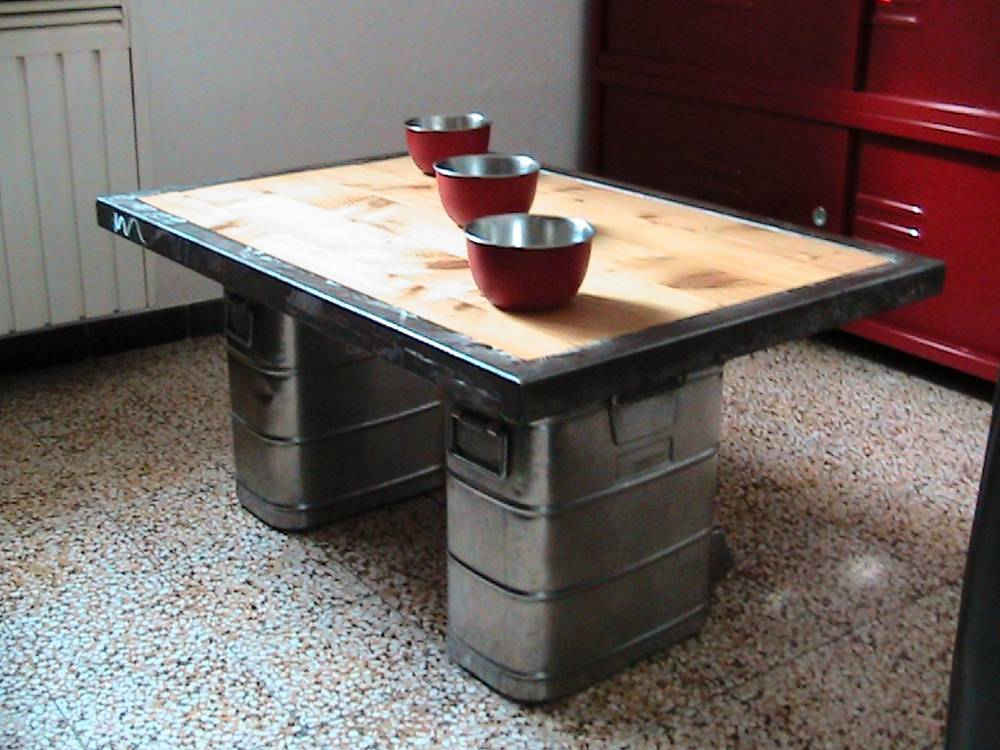 Customiser une table basse images - Customiser une table basse ...