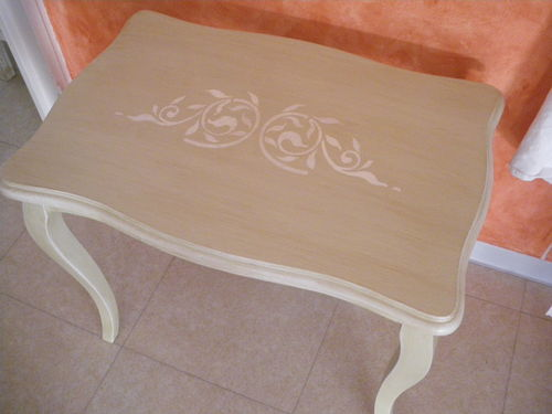 Customiser Une Vieille Table Basse En Bois – Phaichicom ~ Customiser Table Basse En Bois