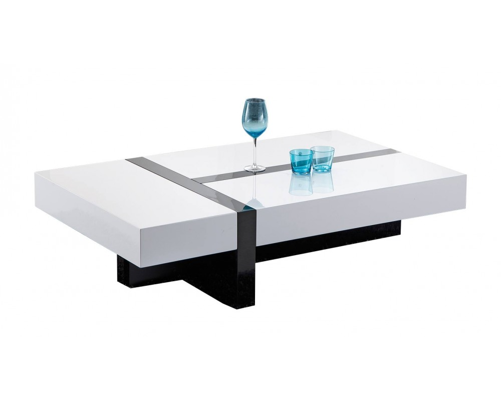 table basse salon design tendance finest table basse design laque blanche adamo with table. Black Bedroom Furniture Sets. Home Design Ideas