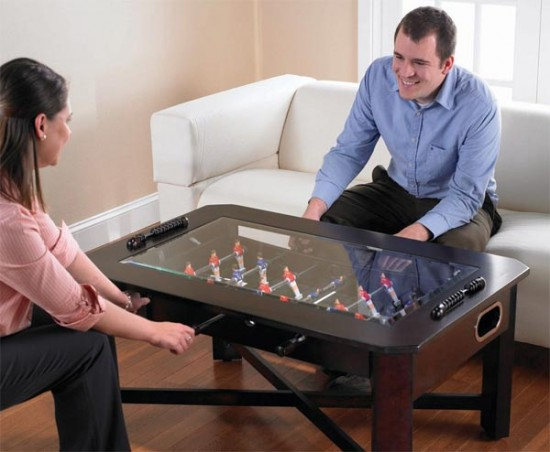table basse babyfoot