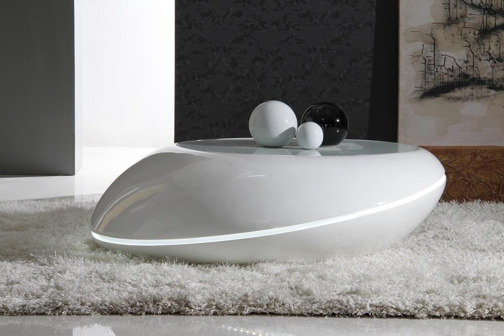 eclairage led parfait pour sa table basse. Black Bedroom Furniture Sets. Home Design Ideas