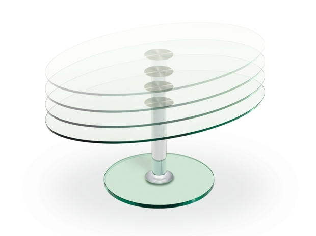 Comment nettoyer une table basse en verre for Verre pour table basse